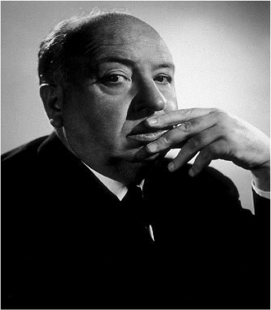 Legendary Director Alfred Hitchcock