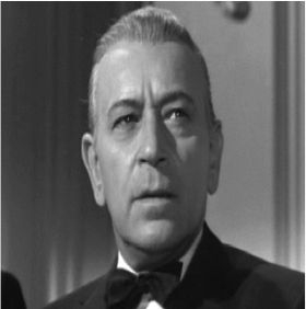 George Raft as Emilo Largo.