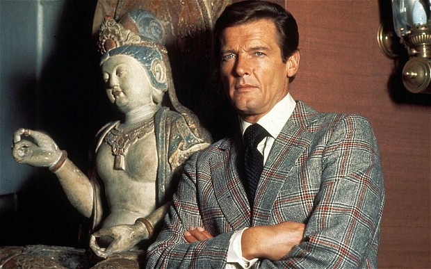 roger moore 2016