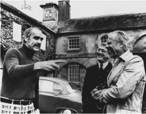 Connery, Deighton and McClory