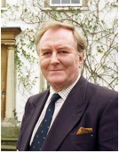 Robert Hardy as M.