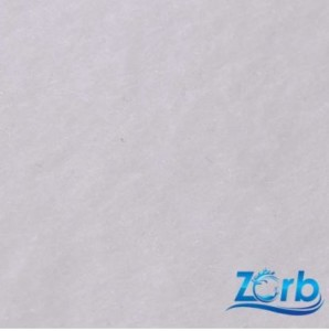 Zorb Super Absorbent Fabric (Made in USA, sold by the yard), 110cm wide - sold by the yard, White