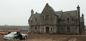 Skyfall Lodge, Bond's childhood home