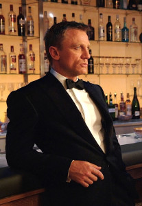 Bond ordering is signature drink