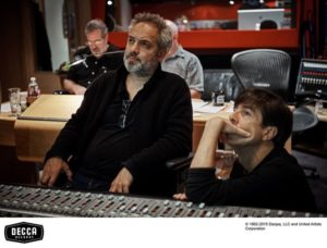 Sam Mendes and Thomas Newman