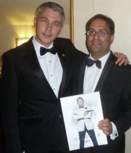 Matthew Field and Ajay Chowdhury