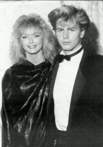 John Taylor and Janine Andrews