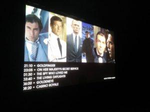 james bond 2017 movie