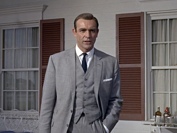 The Wardrobe Of Bond Part 1 James Bond Radio