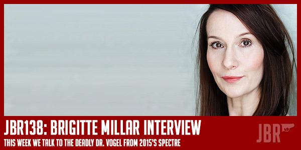 Brigitte Millar Interview
