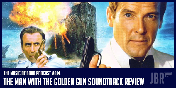 The Man With The Golden Gun - Soundtrack Review