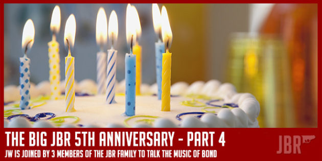 The Big JBR 5th Anniversary Extravaganza (Part 4) | The